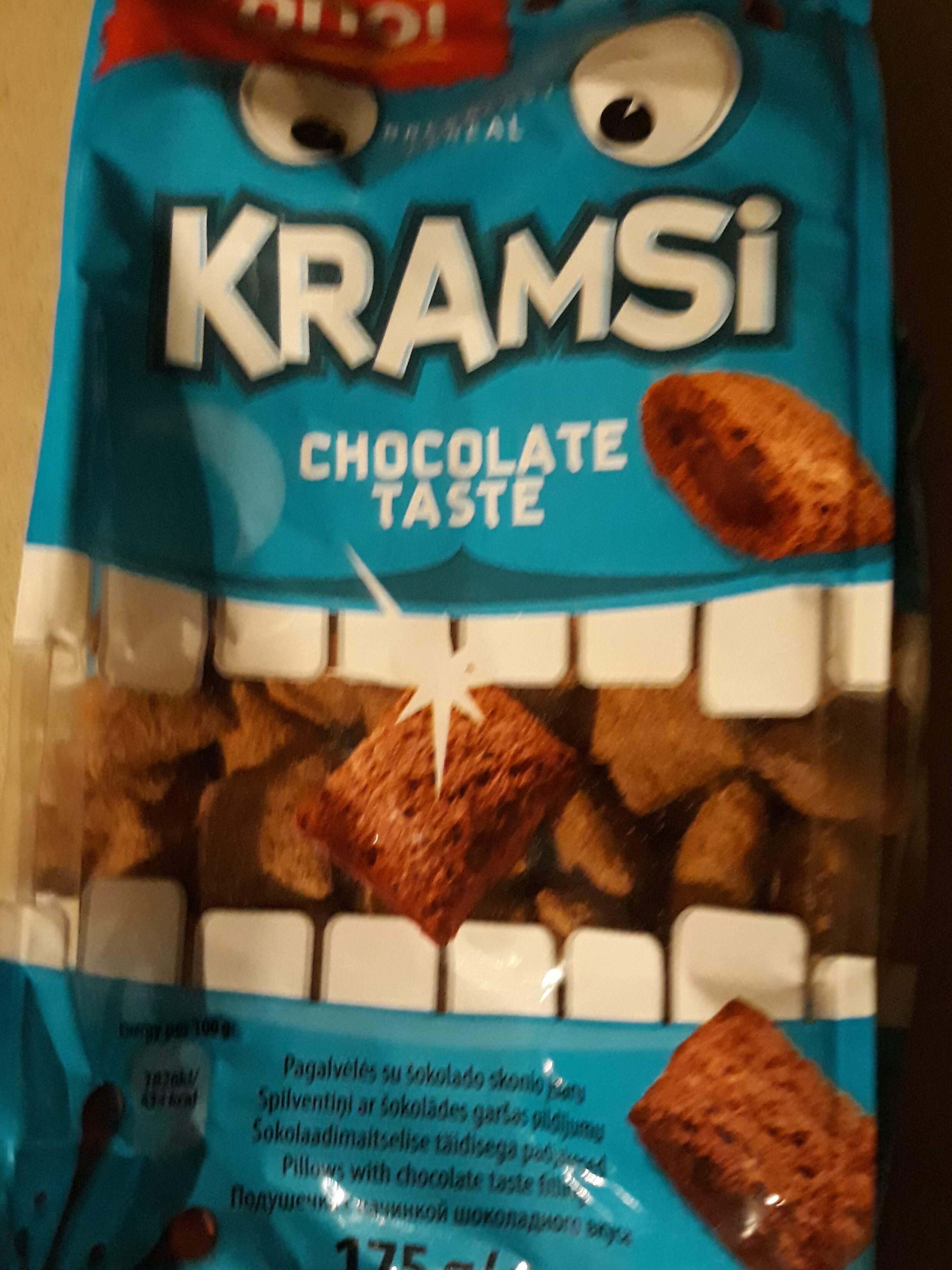 Kramsi - Produit - en