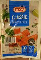Surimi sticks - Produit - pl