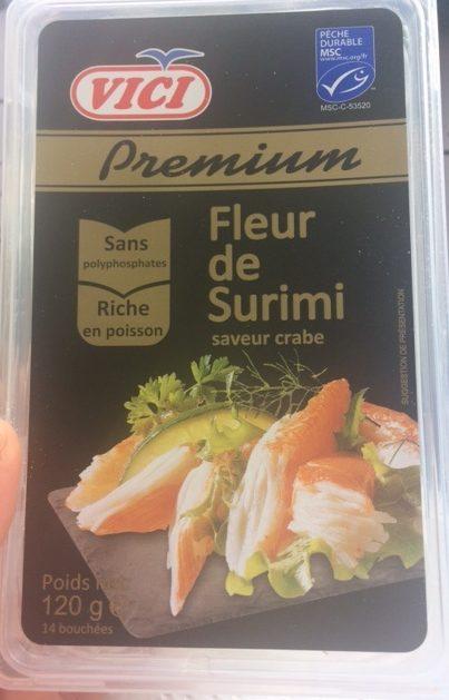 Fleur de Surimi saveur crabe - Product - fr