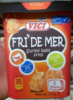 Fri' de Mer - Product