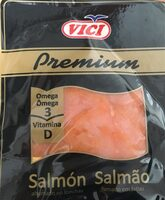 Salmón ahumado en lonchas - Product