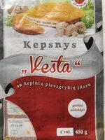 """Kepsnys """"Vesta"""" - Produktas - en"""