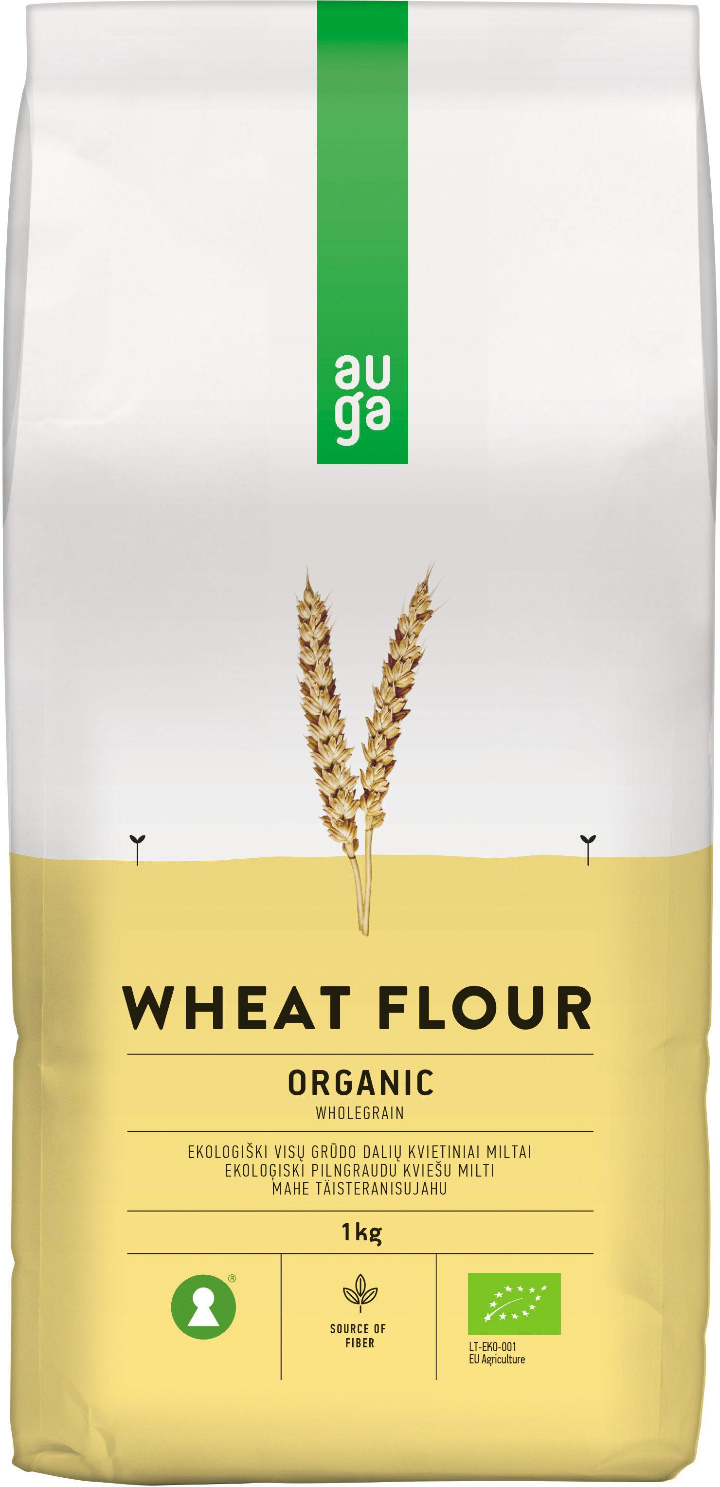 Wheat Flour - Product - en