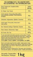 Wheat Flour - Nutrition facts - en