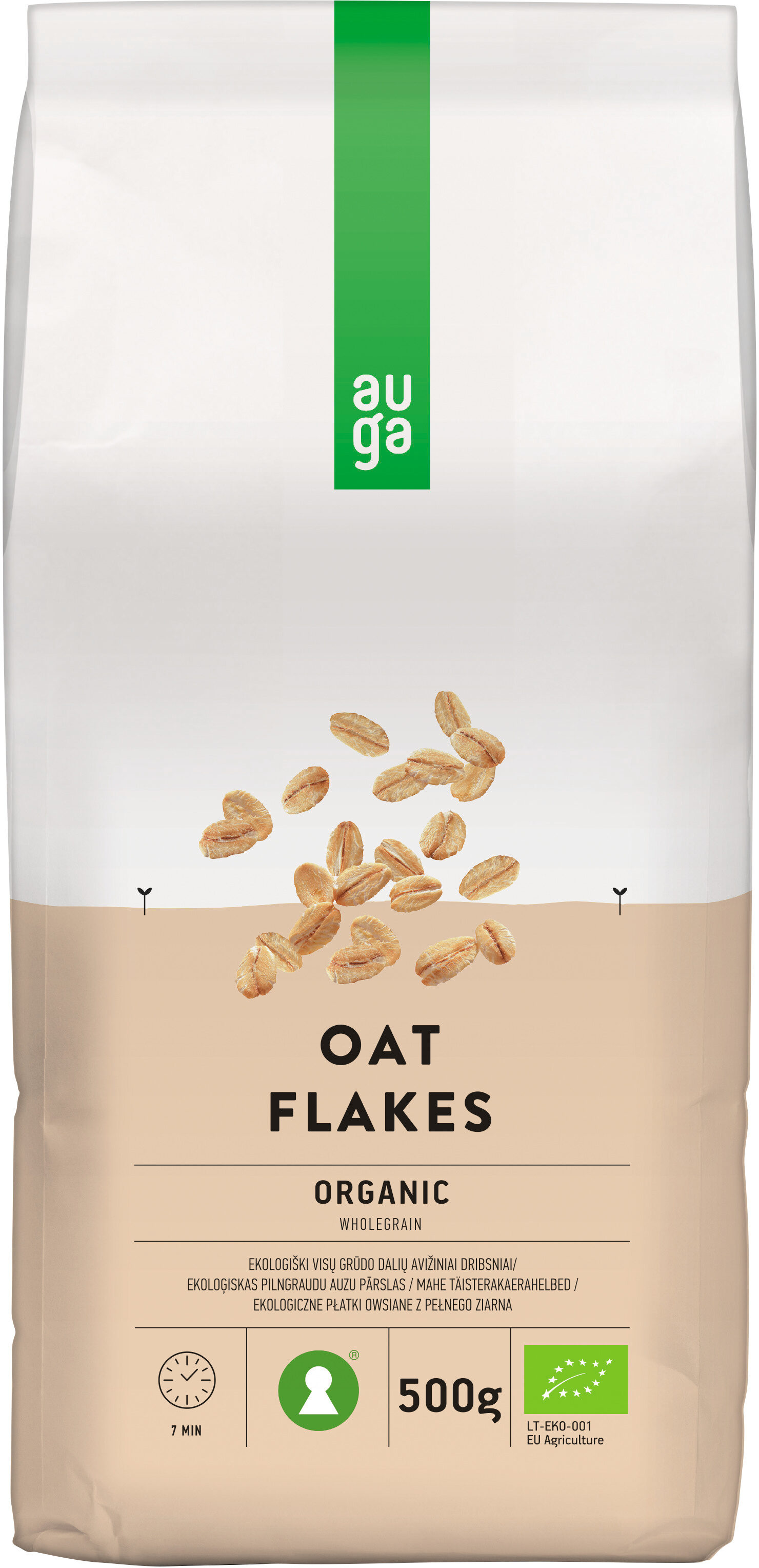 Oat Flakes - Product - en
