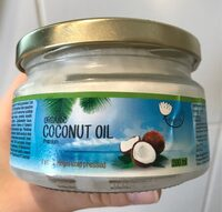 Organic Coconut oil - Product