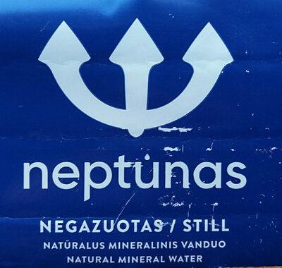 Negazuotas natūralus mineralinis vanduo - Prodotto - lt