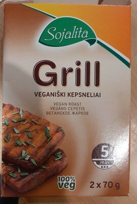 Grill Vegan Roast - Produktas - fr