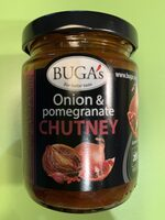Onion & pomegranate chutney - Produktas - lt
