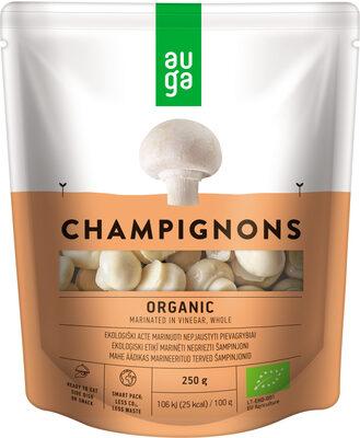 Champignons - Продукт - en