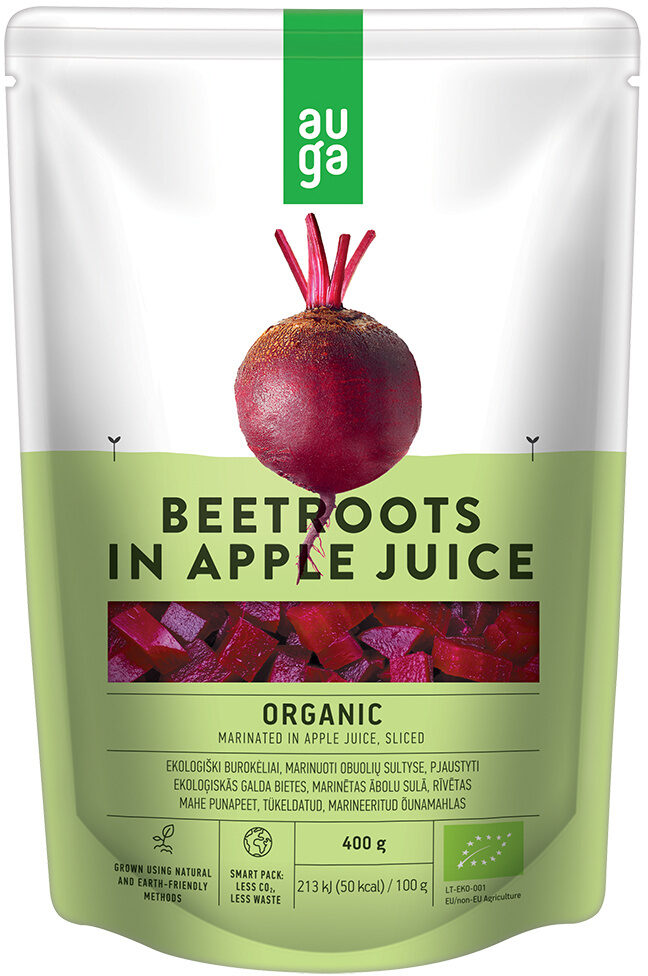 Beetroots in Apple Juice - Product - en