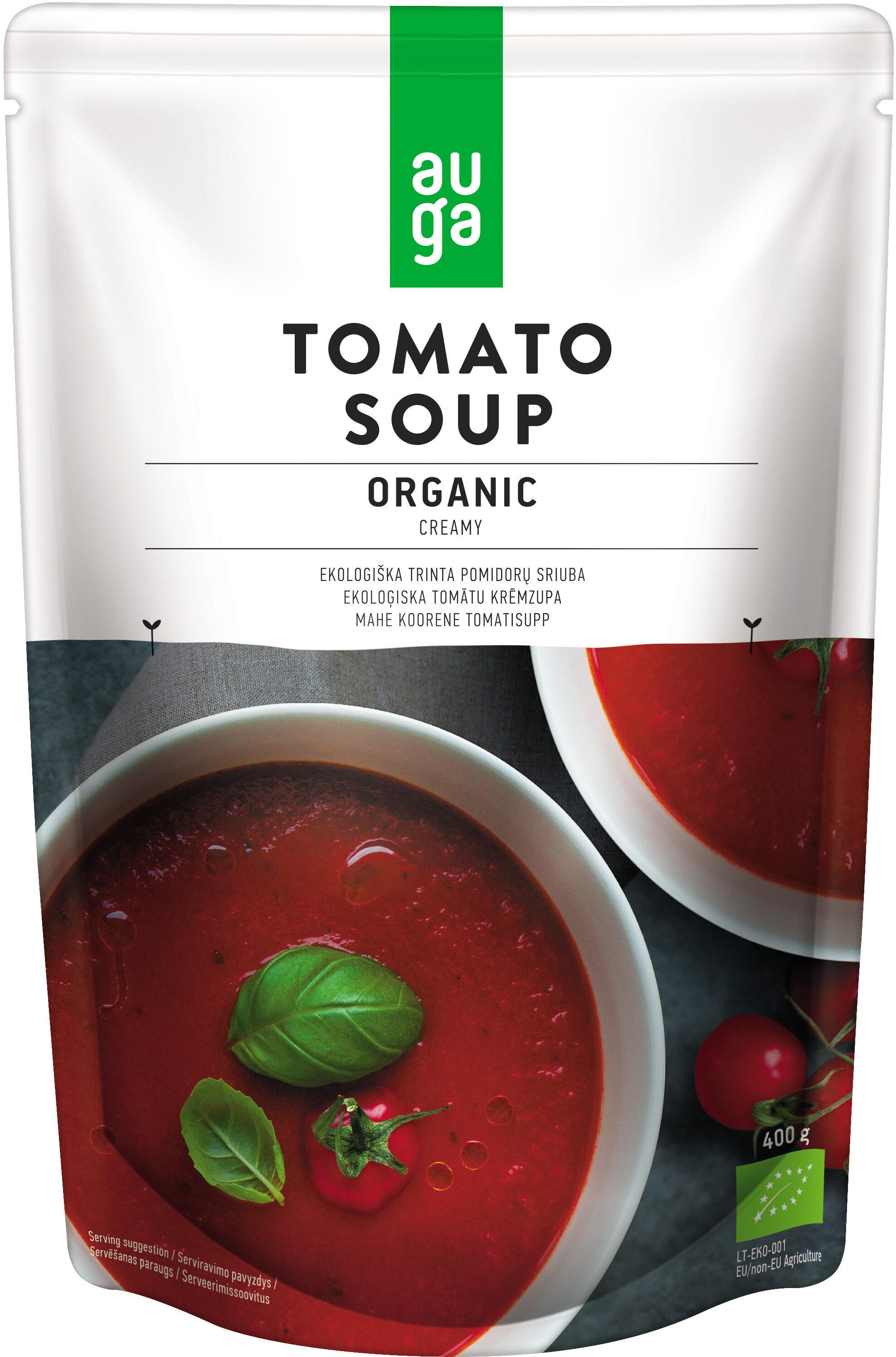 Tomato Soup - Продукт - en