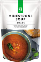 Minestrone Soup - Product - lt