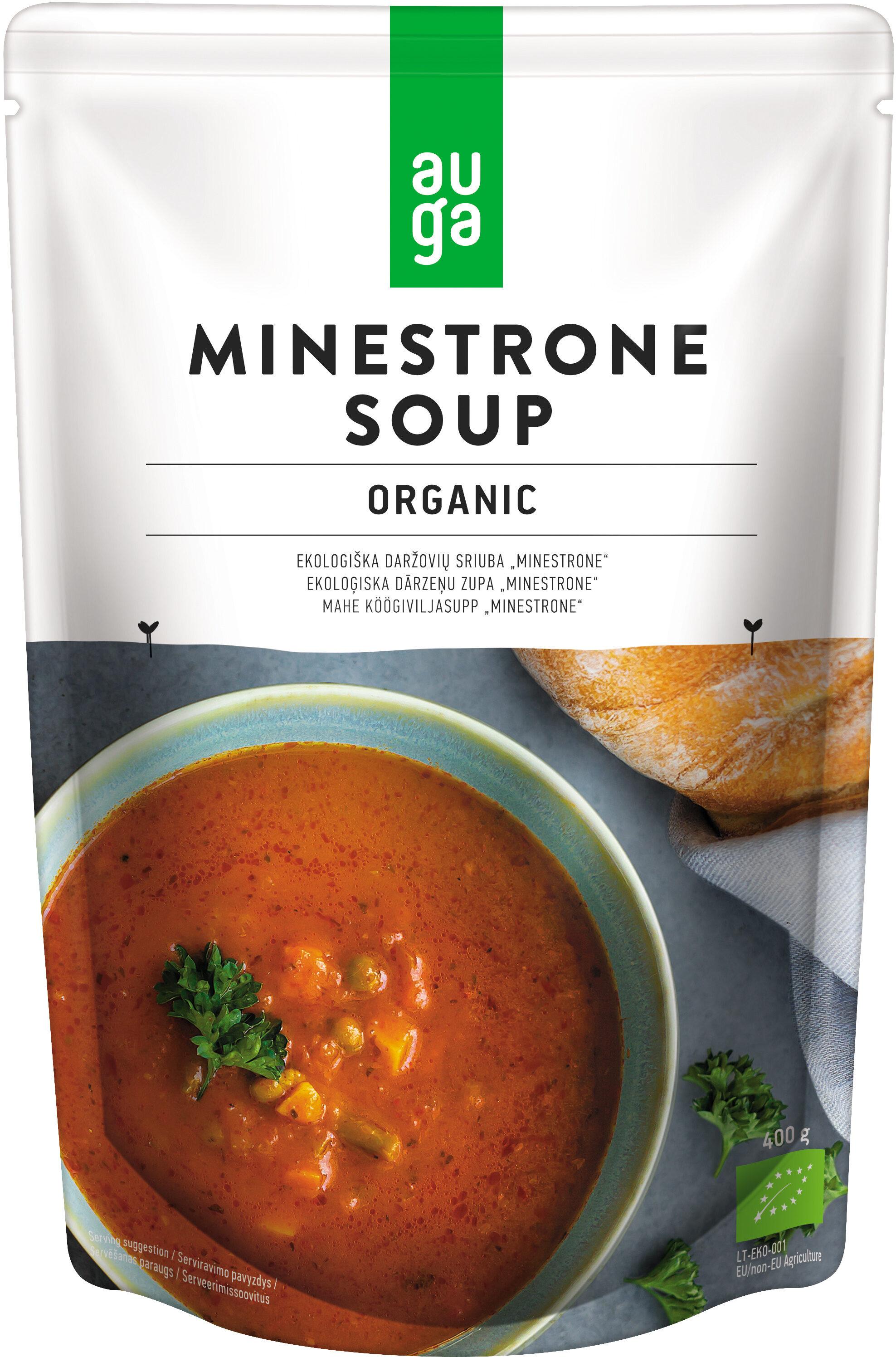 Minestrone Soup - Продукт - lt