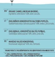 Cannellini Beans - Ingredients - en