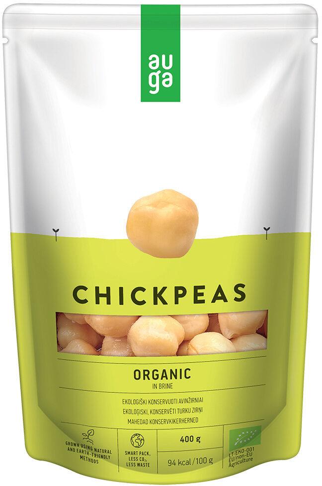 Chickpeas - Продукт - en