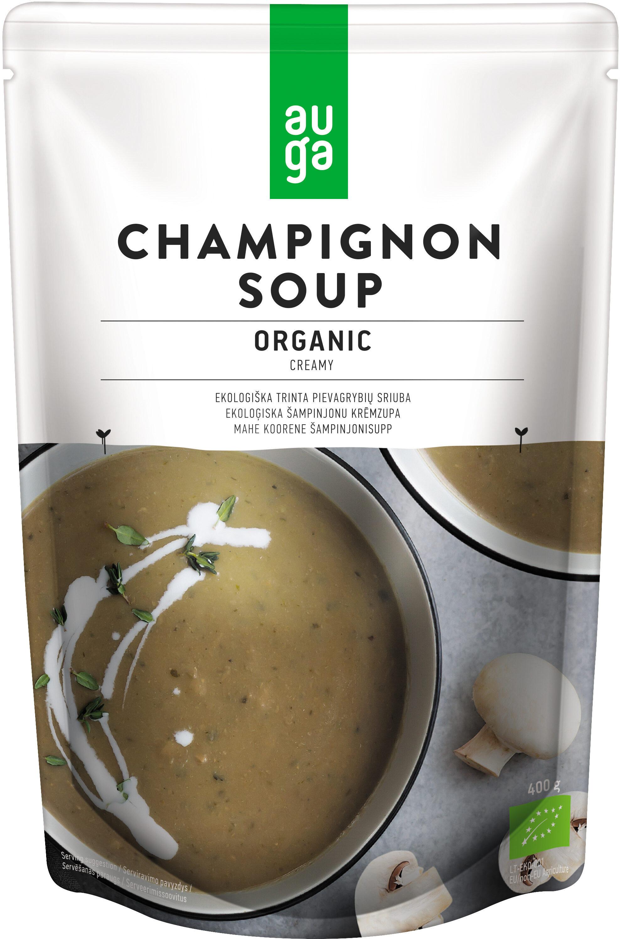 Champignon Soup - Product - en