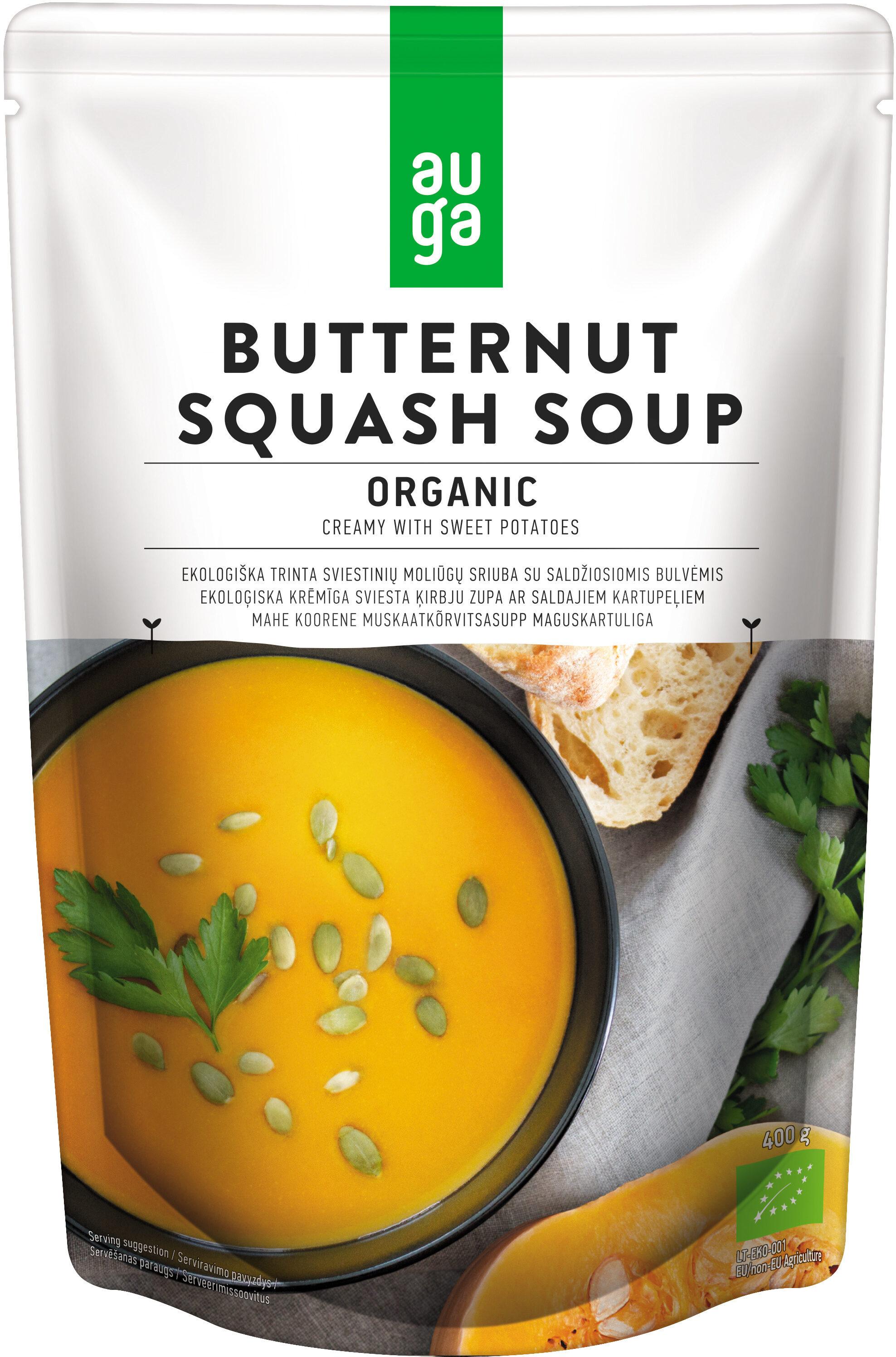 Butternut Squash Soup - Produktas - en