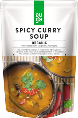 Spicy Curry Soup - Product