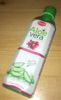 Aloe vera Pomegranate flavour - Προϊόν - fr