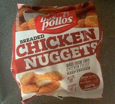 Chicken nuggets - Produktas - fr