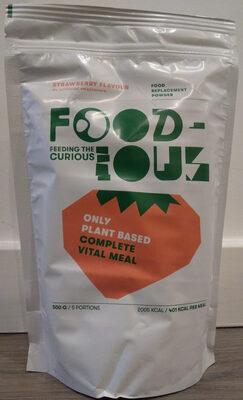 Foodious Strawberry - Produit