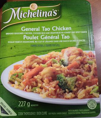 General Tao Chicken - Product - en
