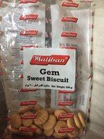 Maliban Gem Biscuits - Produit - fr