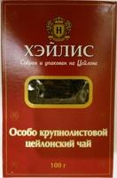 Чай черный байховый цейлонский, крупнолистовой - Product - ru