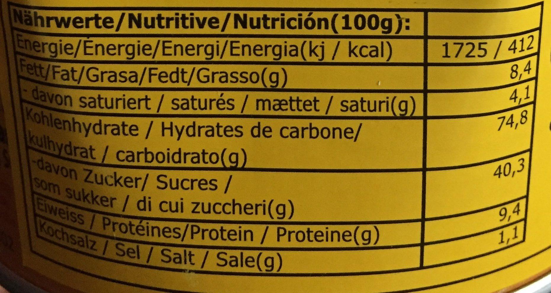 Nestle Malted Milk Drink Ingredients