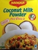 coconut milk powder - Produit