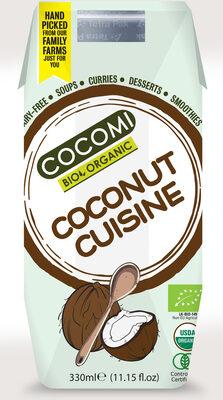 Coconut cuisine - Produit