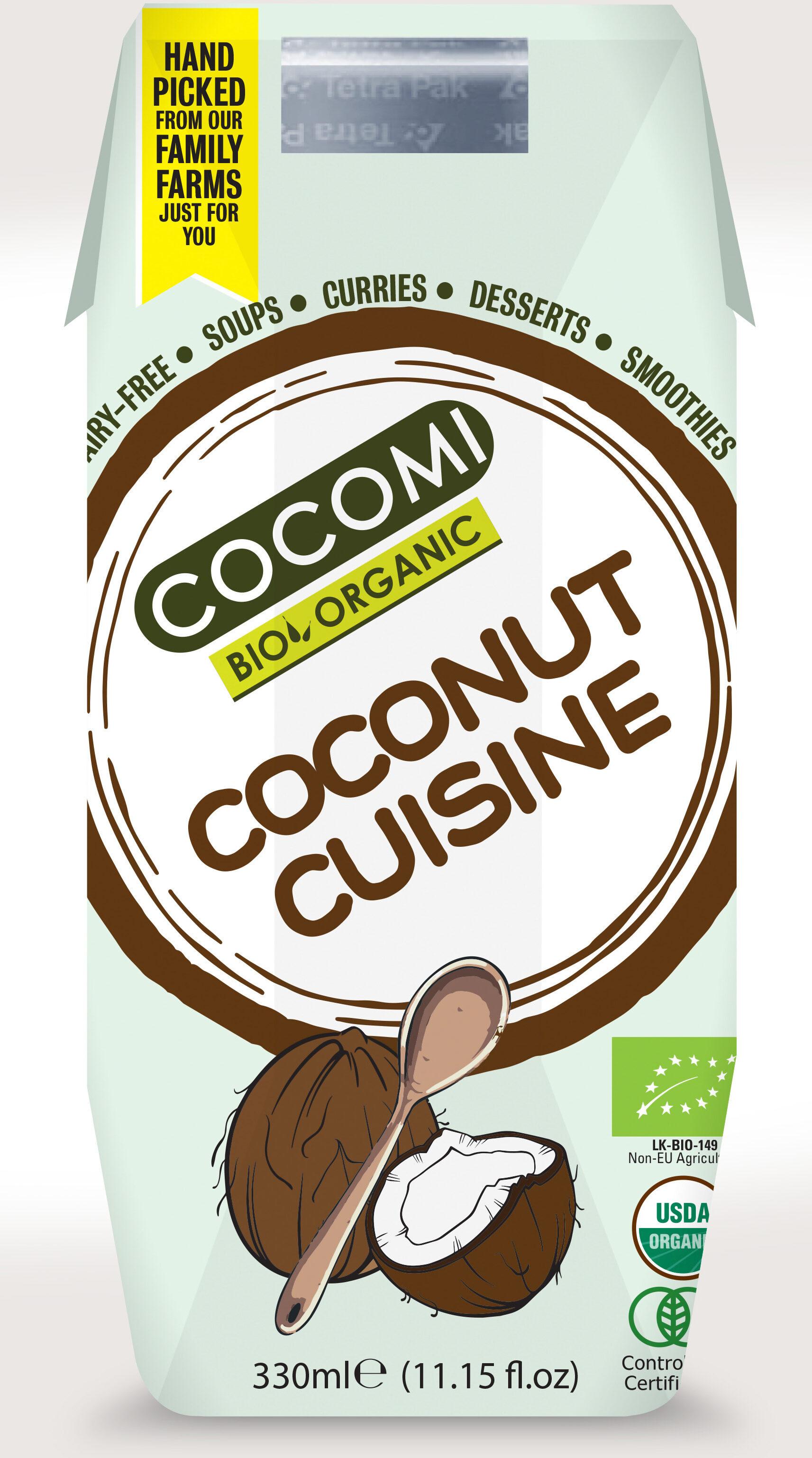Coconut cuisine - Produit - fr