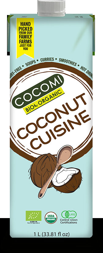 Lait de coco Cocomi Cuisine - Produit - fr