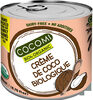 Crème de coco biologique - Product