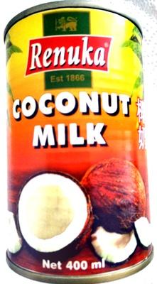 Coconut milk - Product - en