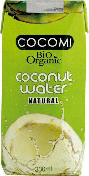 Agua de coco ecológica - Produit - fr