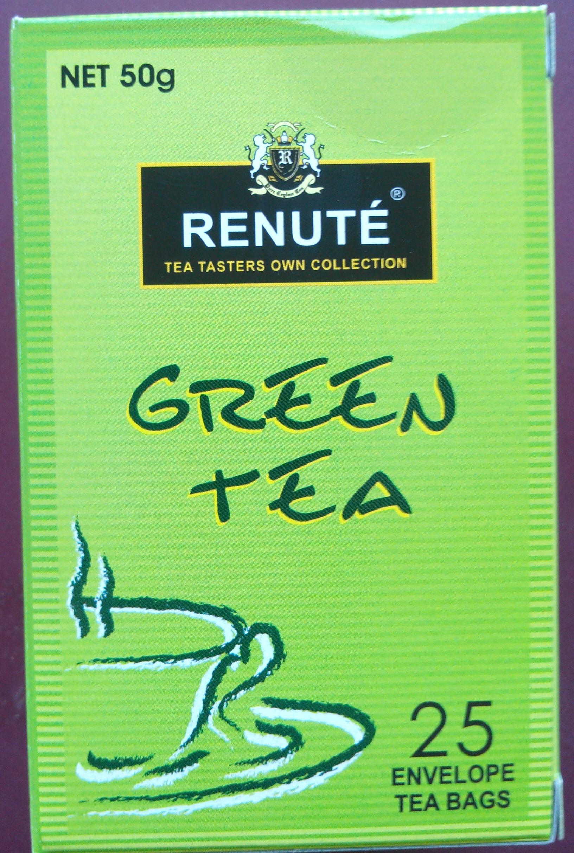 Green Tea - Product - fr