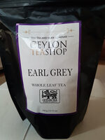 Earl Grey Whole leaf tea - Ürün - en