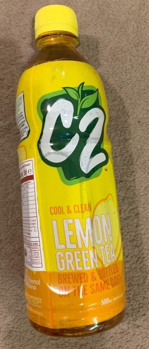 C2 Lemon tea - Product - en