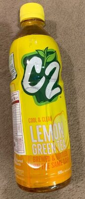 C2 Lemon tea - Product