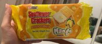 sunflower crackers - Produkt - de