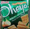 oishi oheya multi grain snack French onion flavour - Product