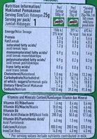 Nestle Milo Breakfast Cereal Chocolate Malt Flavoured 25 G. - Voedingswaarden - en