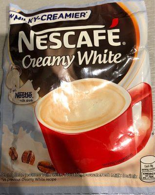 Nescafé creamy white - Produit - fr