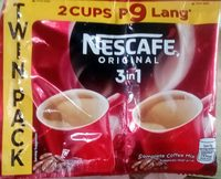Nescafe Original Twin Pack - Product
