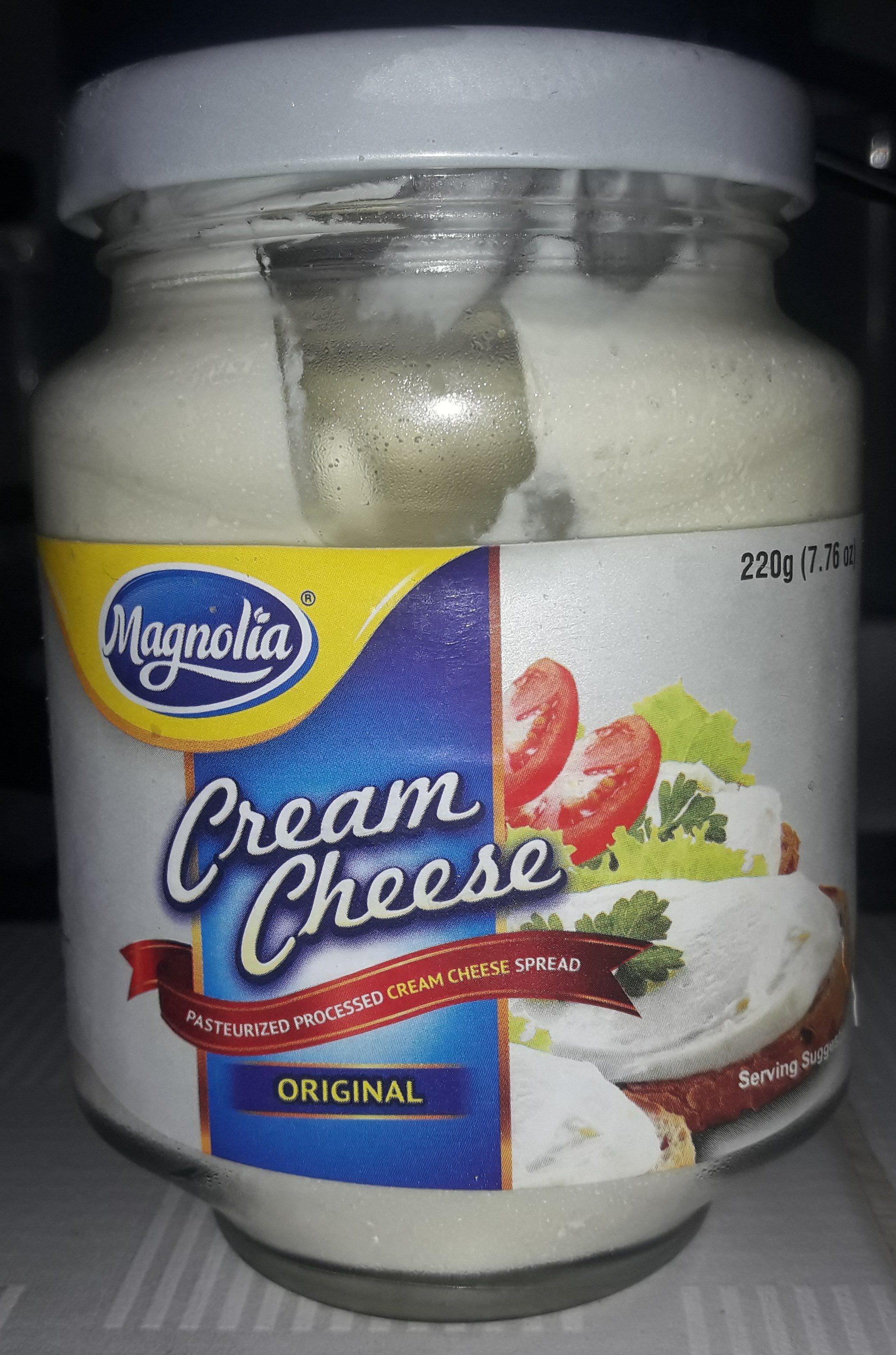 Cream Cheese - Original - Magnolia - 220 g