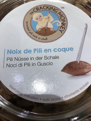 Noix de Pili en coque - Product - fr