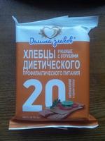 Хлебцы диетического профилактического питания ржаные с отрубями - Product - ru