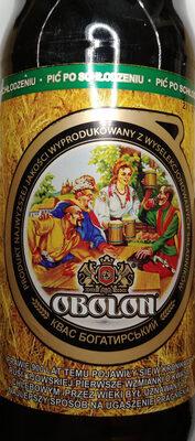 Kwas chlebowy Bohatyrski - Produkt - pl